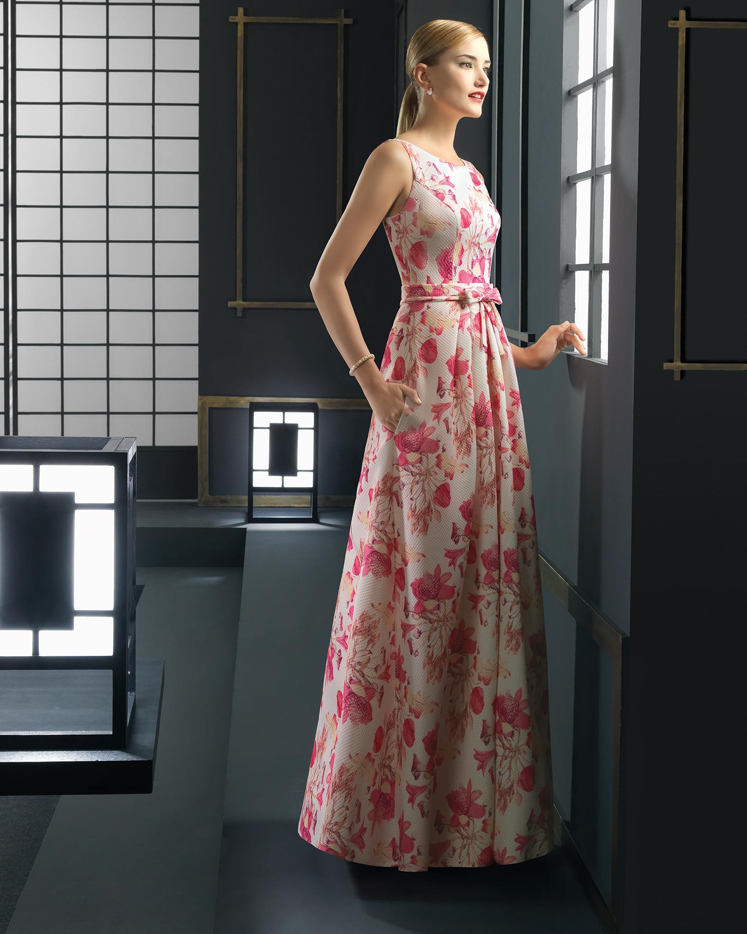 Vestidos de fiesta rosa clara valencia