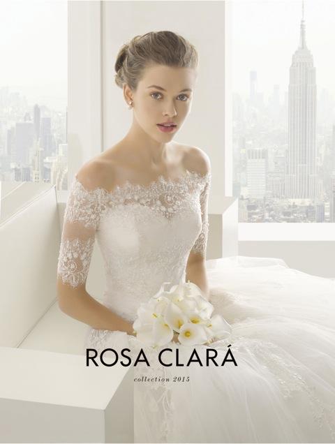 Rosa Clará 2015: rochiile visate de toate miresele