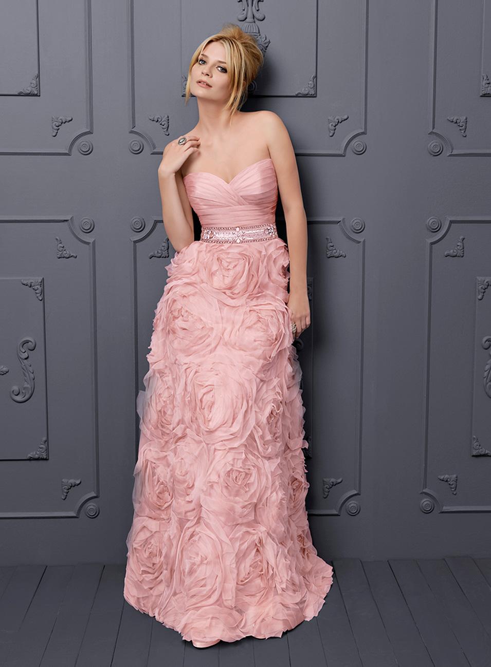 Mischa Barton, vestida por Rosa Clará - Rosa Clará - Vestidos de ...