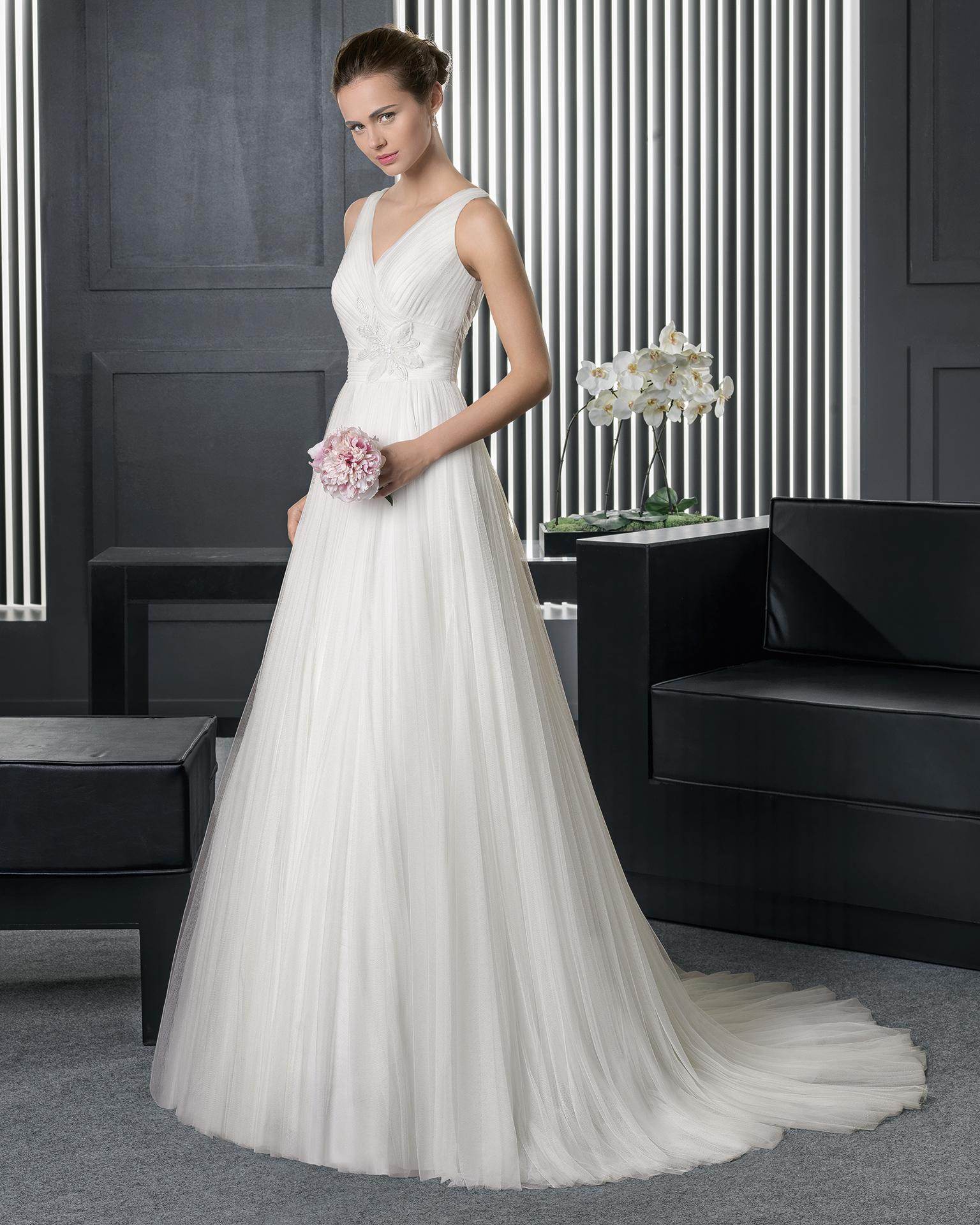 Luxury Wedding Dresses Online Rosa Clara | Wedding