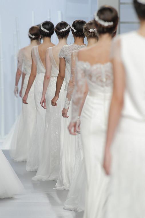 Rosa Clará inaugurează Barcelona Bridal week