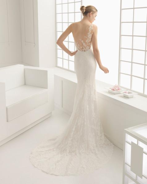 DREAM vestido de novia Rosa Clará 2016