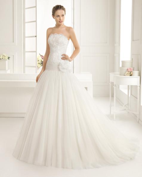 EILENE  vestido de novia Rosa Clará Two