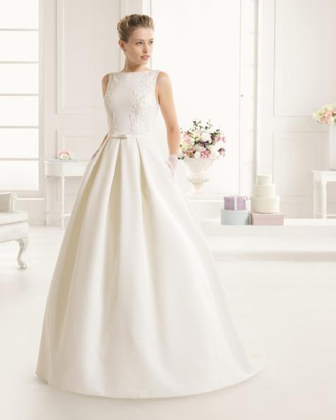 ELLEN  vestido de novia Rosa Clará Two
