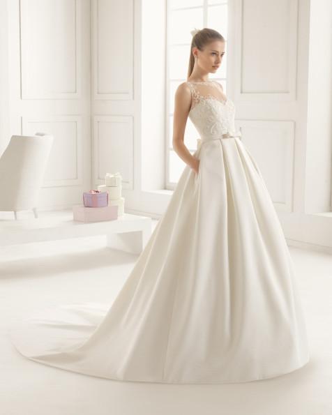 ELLIOT  vestido de novia Rosa Clará Two