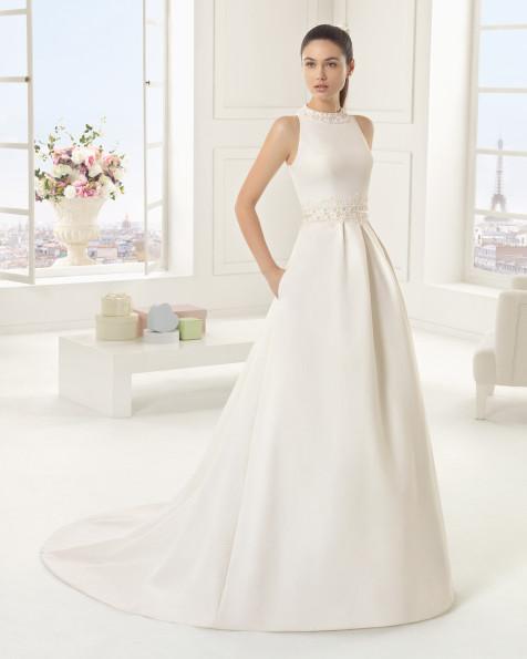 ELTON  vestido de novia Rosa Clará Two