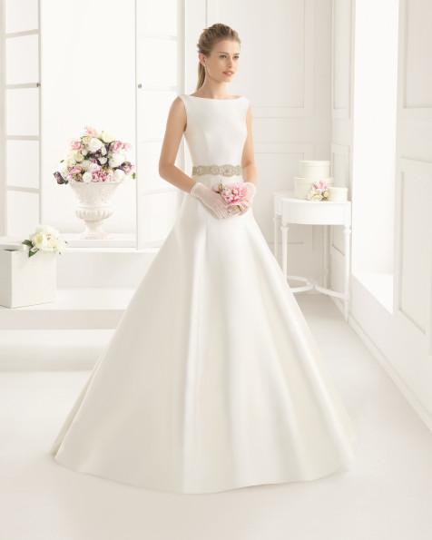 ENTENZA vestido de novia Rosa Clará Two