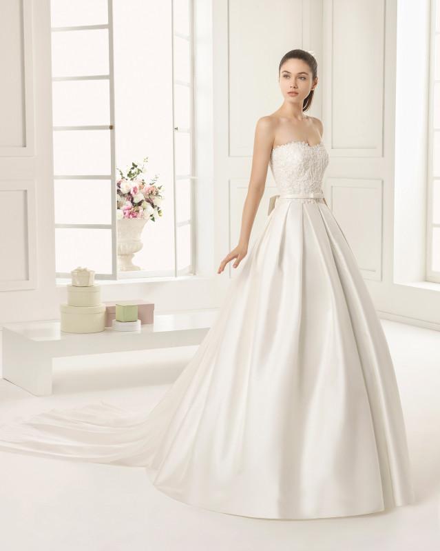 ESCOCIA vestido de novia Rosa Clará Two