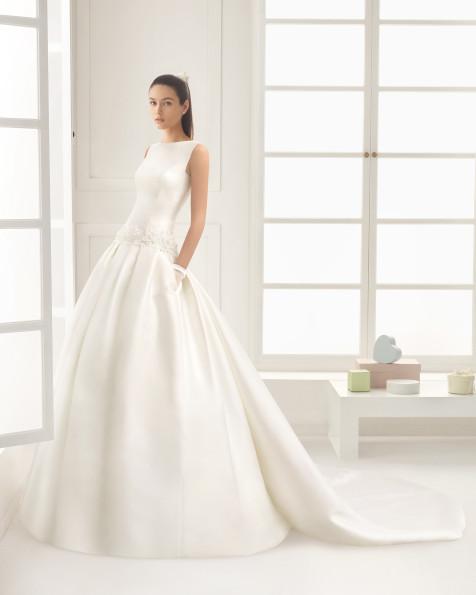 RIMINI  vestido de novia Rosa Clará Two