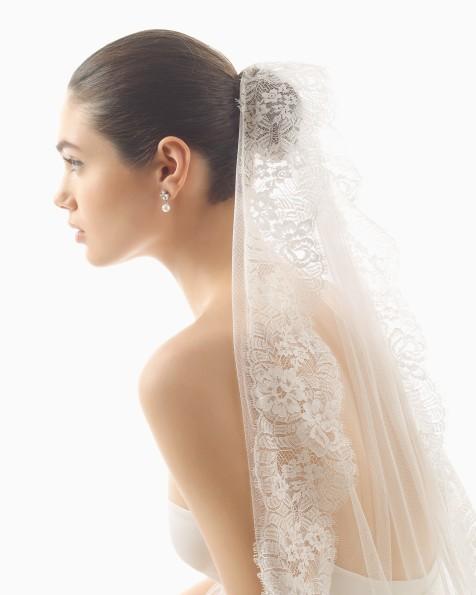 Resultado de imagen de velos de novia