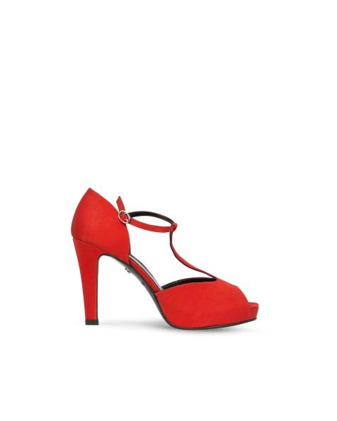 Zapatos de Fiesta ROJO