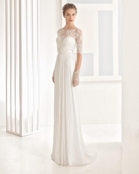 NABIL vestido de novia Rosa Clará 2017