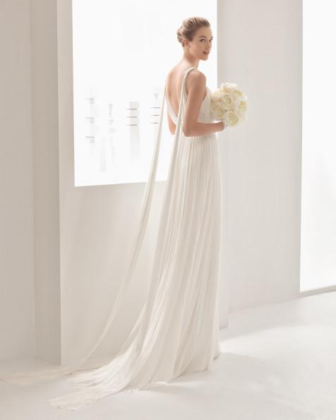 Naomi vestido de novia Rosa Clará 2017