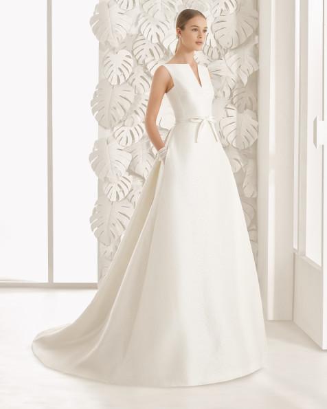 NEON. Vestido de novia