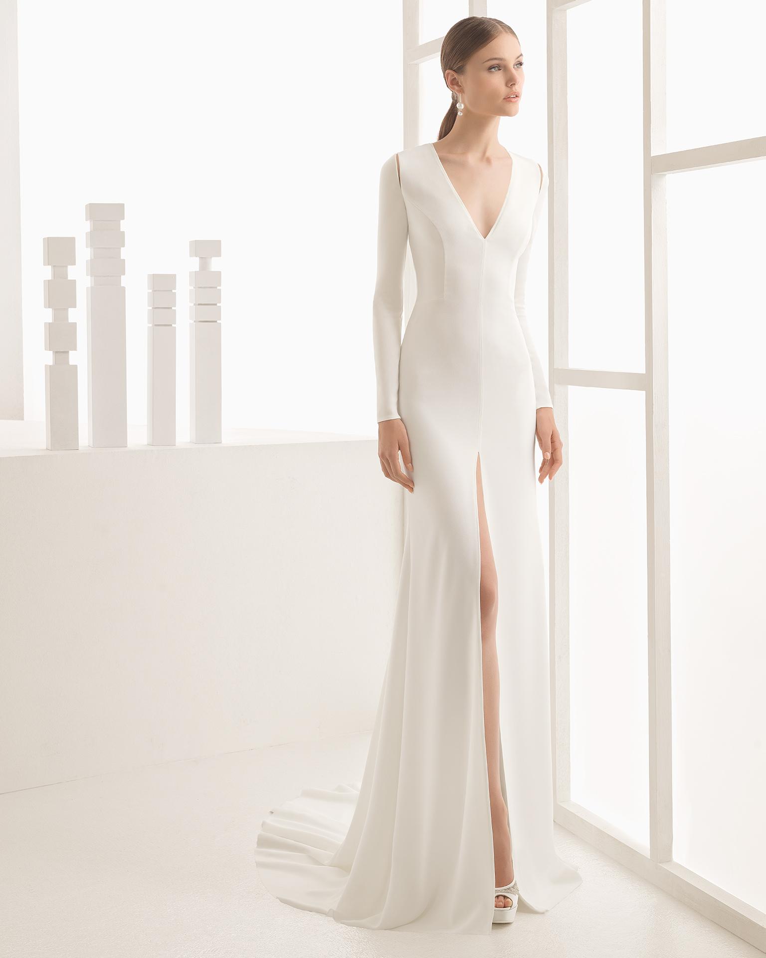 Nestor 2017 Bridal Collection Rosa Clar 225