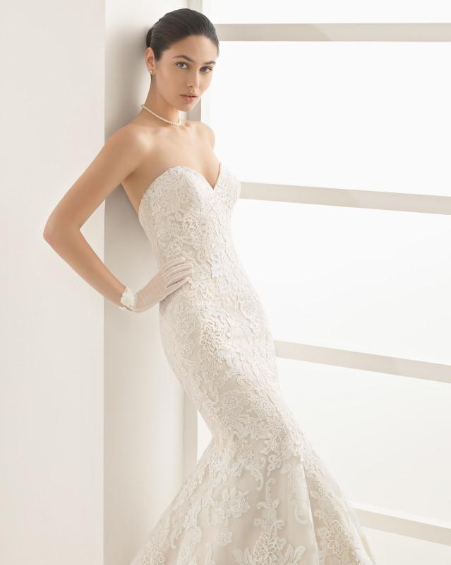 OBADIA vestido de novia Rosa Clará Two 2017