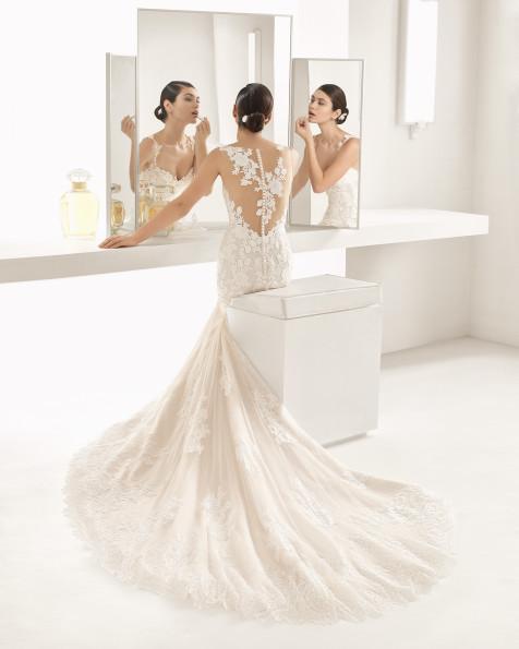 OBOE vestido de novia Rosa Clará Two 2017