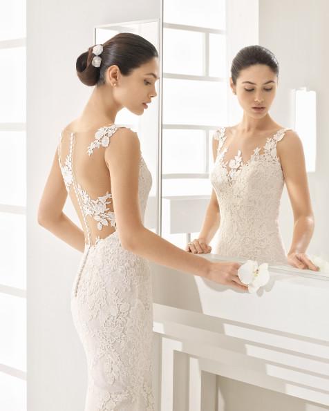 OBSEQUIO vestido de novia Rosa Clará Two 2017
