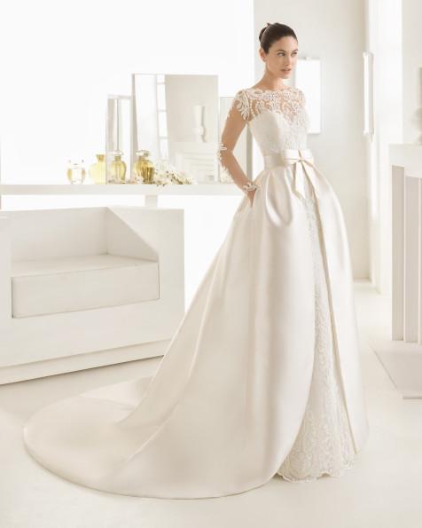 OLAF vestido de novia Rosa Clará Two 2017