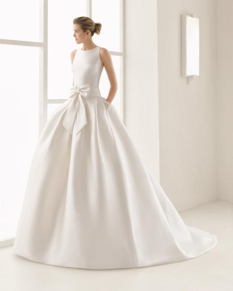 ORDAZ vestido de novia Rosa Clará Two 2017