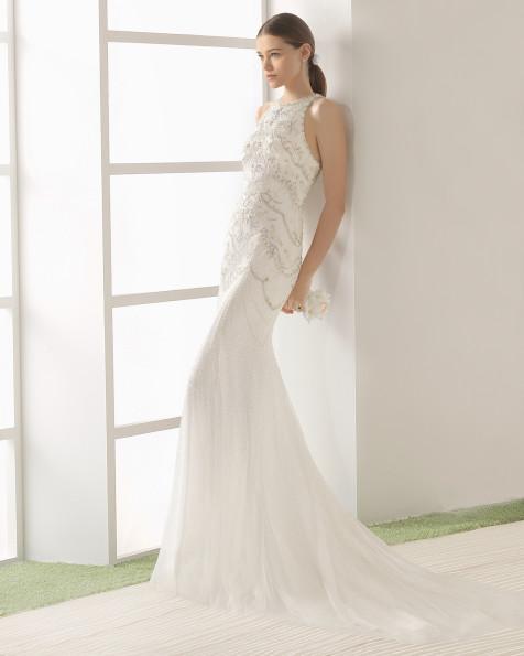 VEGA vestido de novia Rosa Clará Soft 2017