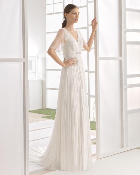 WALAC vestido de novia Rosa Clará Soft 2017