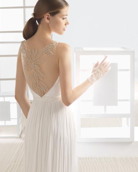 WALFRED vestido de novia Rosa Clará Soft 2017