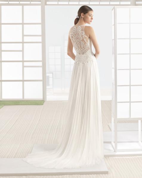 WANDA vestido de novia Rosa Clará Soft 2017