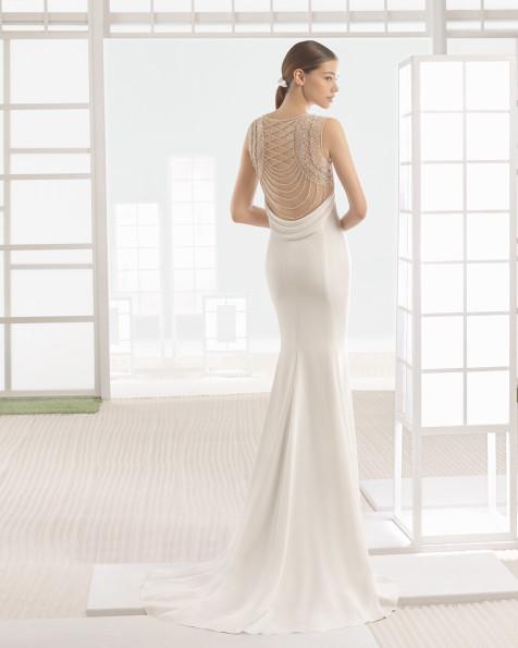 WARREN vestido de novia Rosa Clará Soft 2017