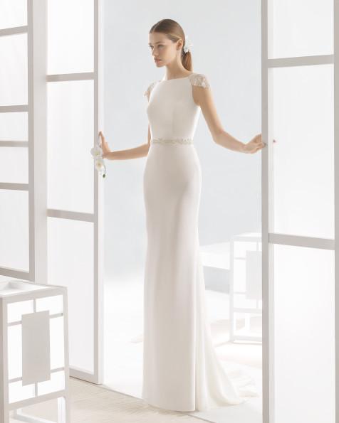 WATT vestido de novia Rosa Clará Soft 2017