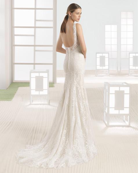 WAYRA vestido de novia Rosa Clará Soft 2017