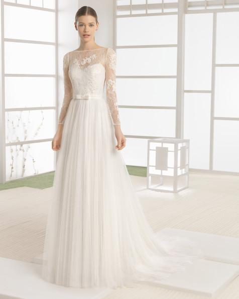 WELTER vestido de novia Rosa Clará Soft 2017