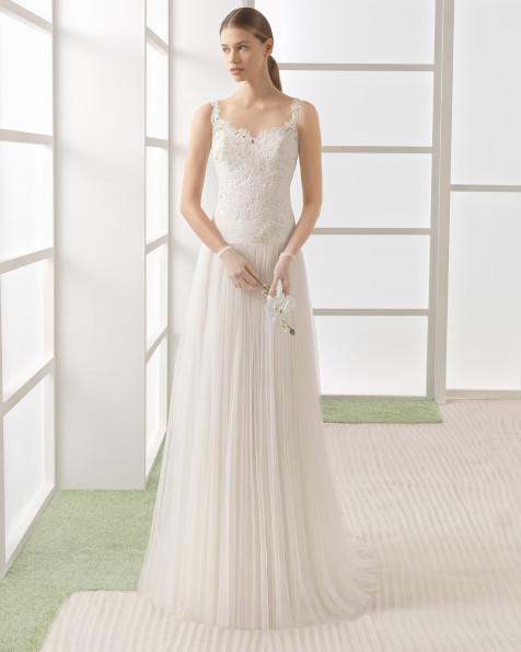 WENDY vestido de novia Rosa Clará Soft 2017
