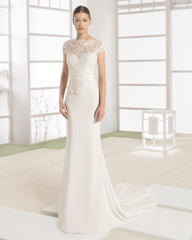 3915b1c4c WILDE - 2017 Bridal Collection. Rosa Clará Soft.