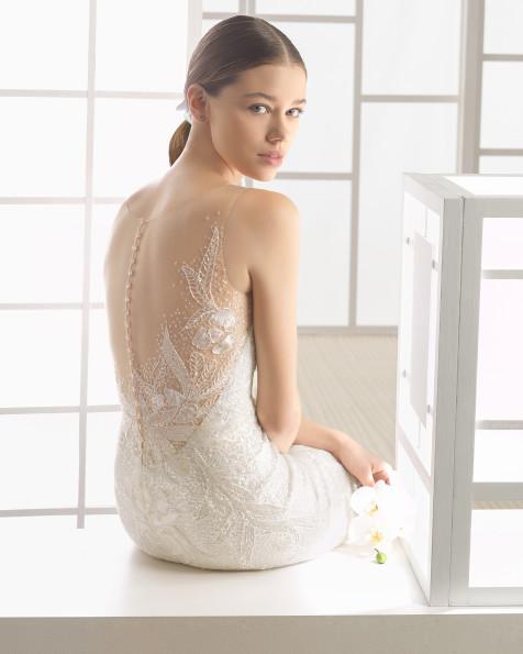 WILFRED vestido de novia Rosa Clará Soft 2017
