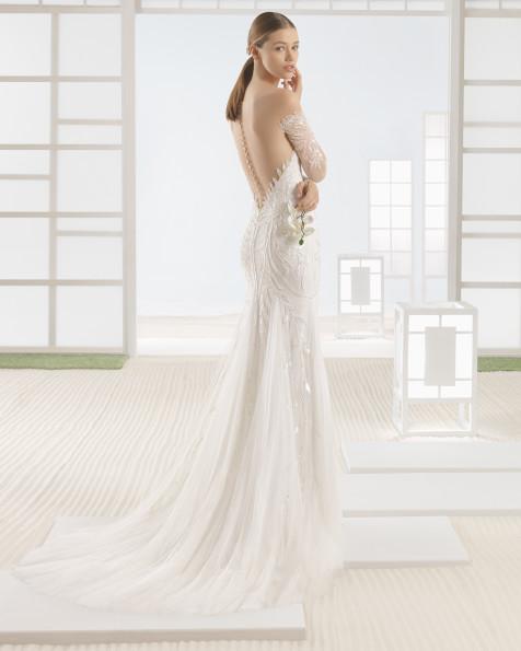 WILKINS vestido de novia Rosa Clará Soft 2017