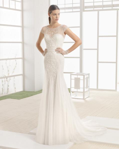 WINDY vestido de novia Rosa Clará Soft 2017