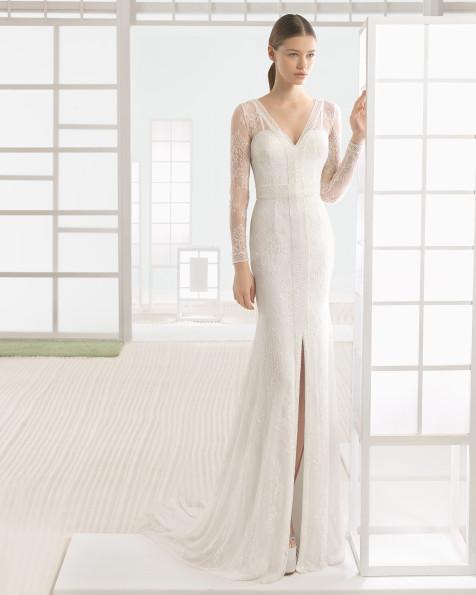 WINNIE vestido de novia Rosa Clará Soft 2017