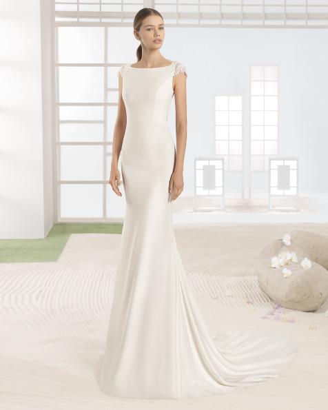 WIN vestido de novia Rosa Clará Soft 2017