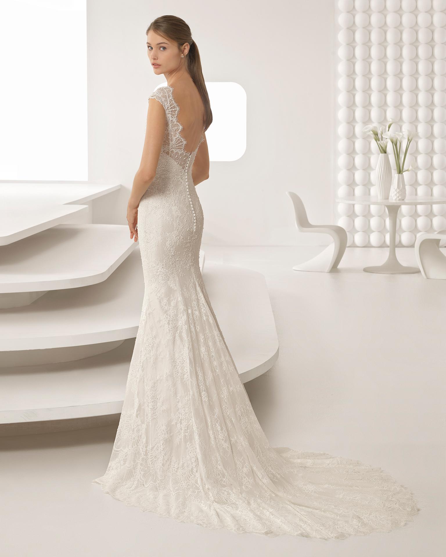 Vestidos Vestidos Bridal Novia De De Ada Ada Bridal FBTFdq