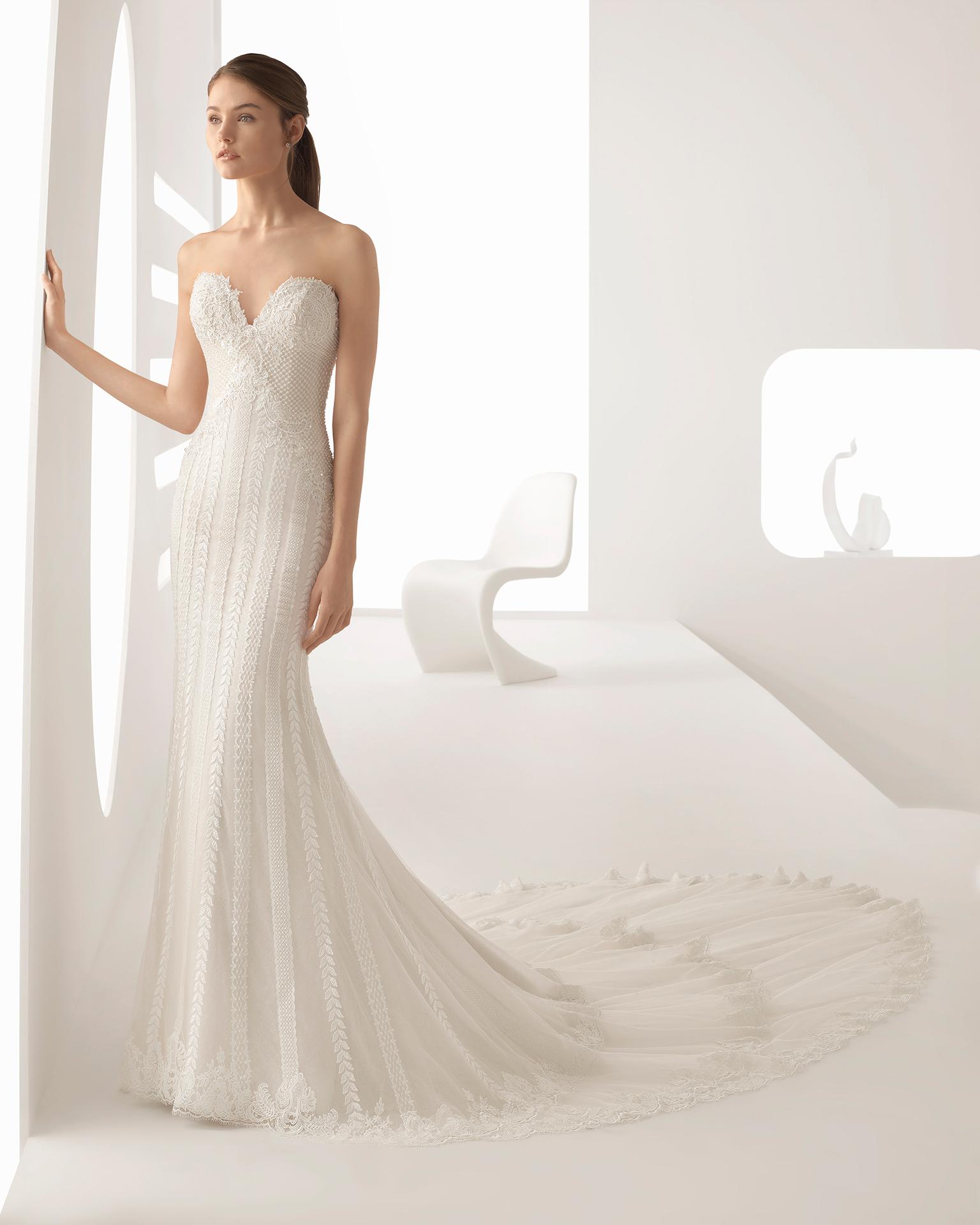 Adele 2018 Bridal Collection Rosa Clar 225 Collection