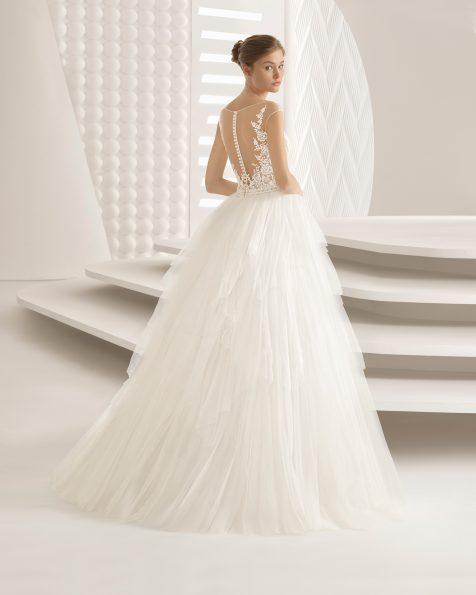 Свадебное платье в стиле