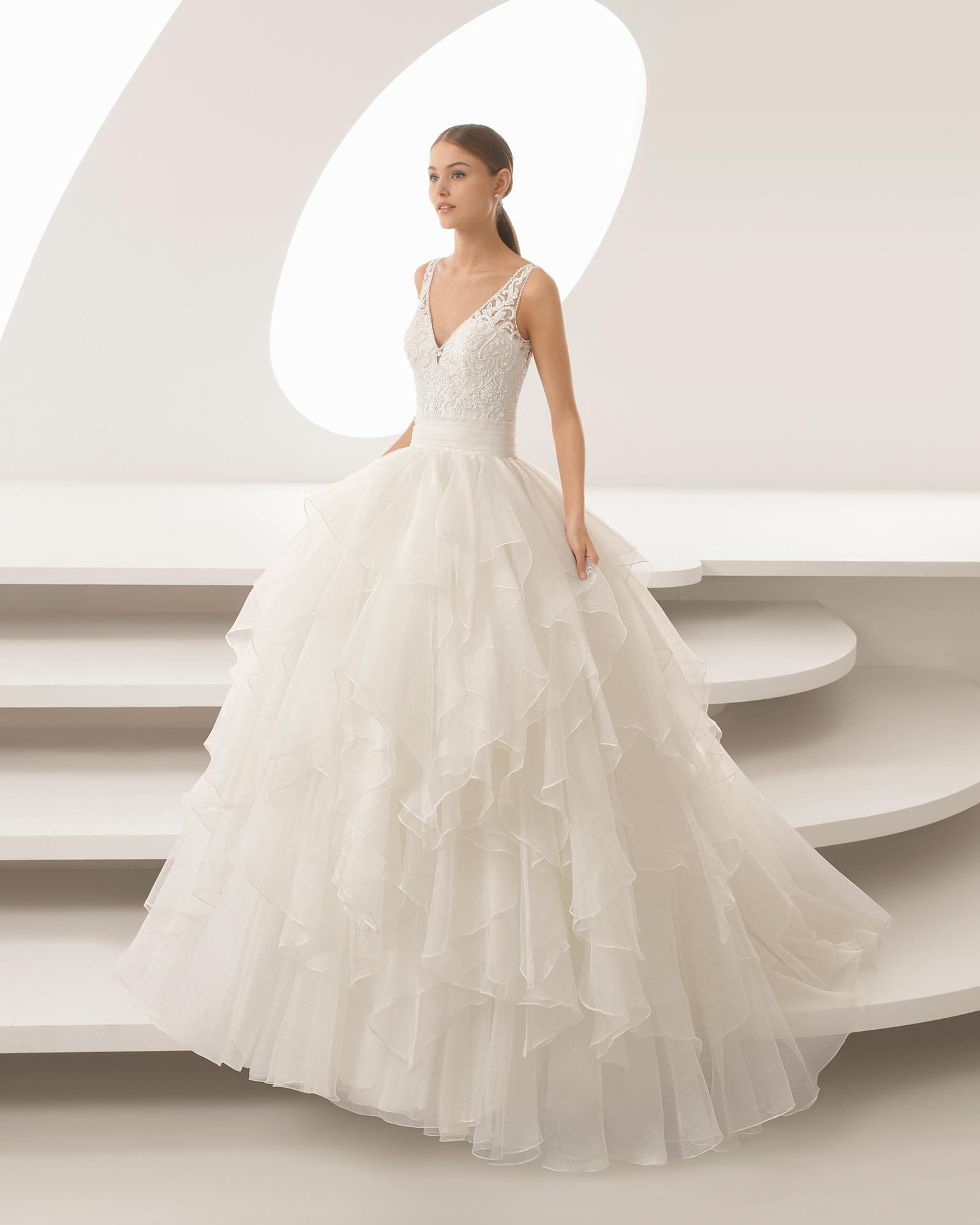 Robe de mariée Álvaro