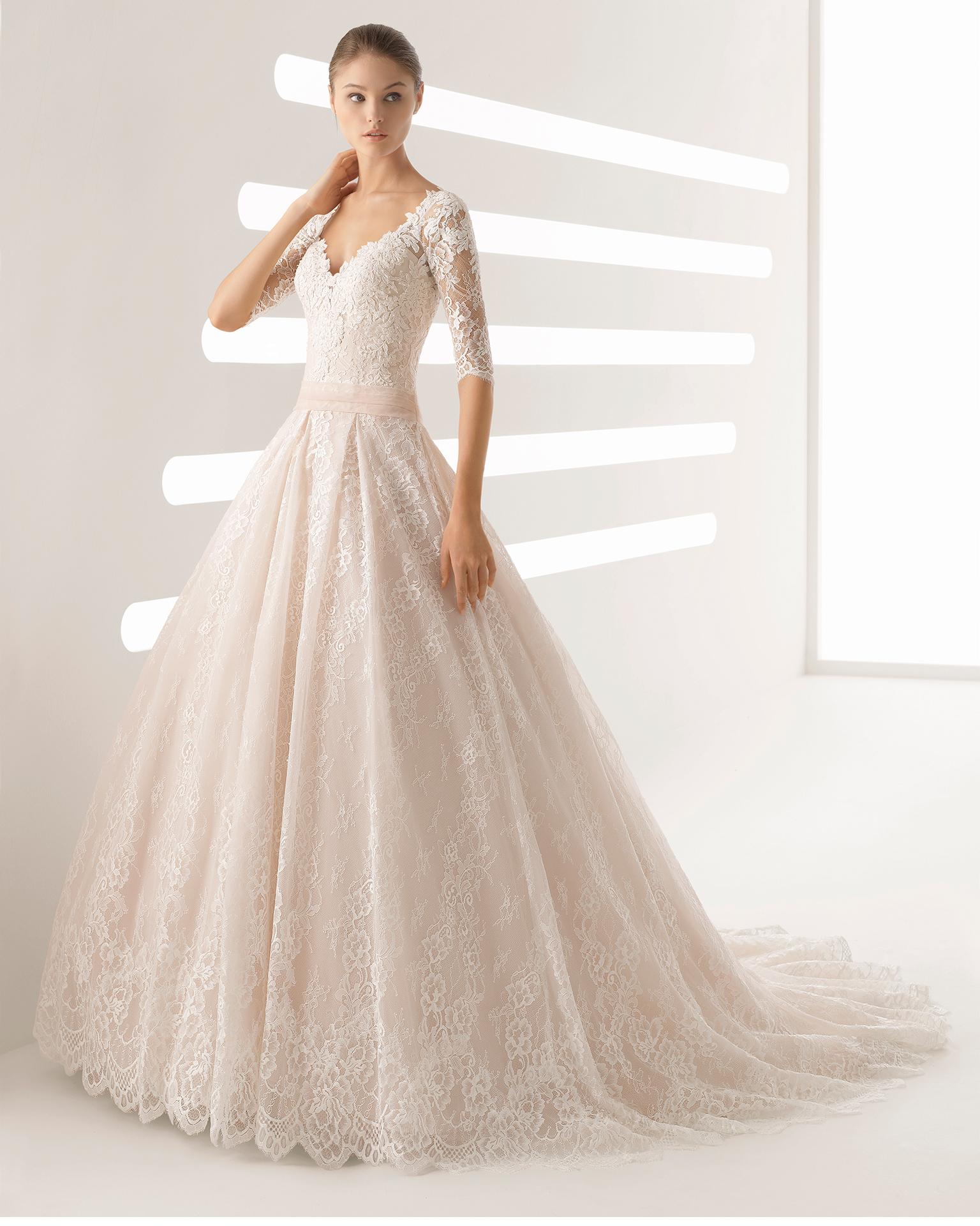 Robe de mariée Rosa Clara Amapola
