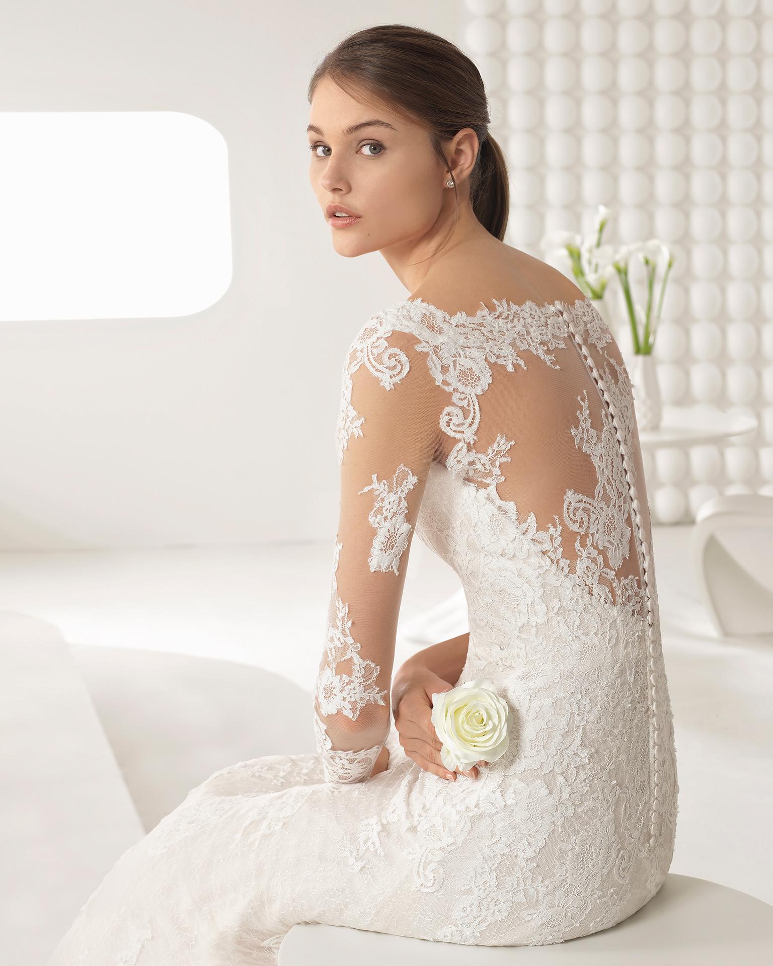 AMERICA - 2018 Bridal Collection. Rosa Clará Collection
