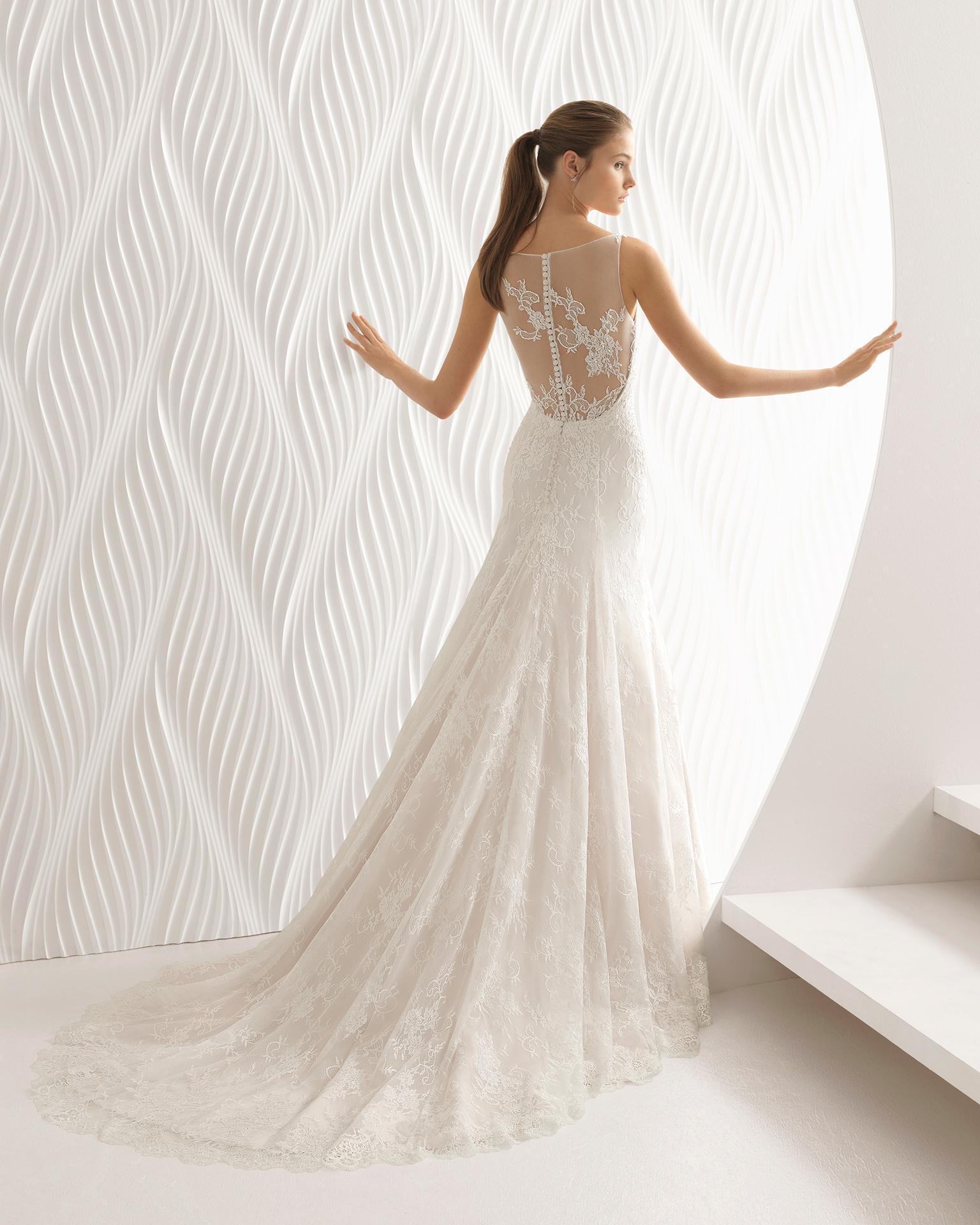 Robe de mariée Rosa Clara Amina