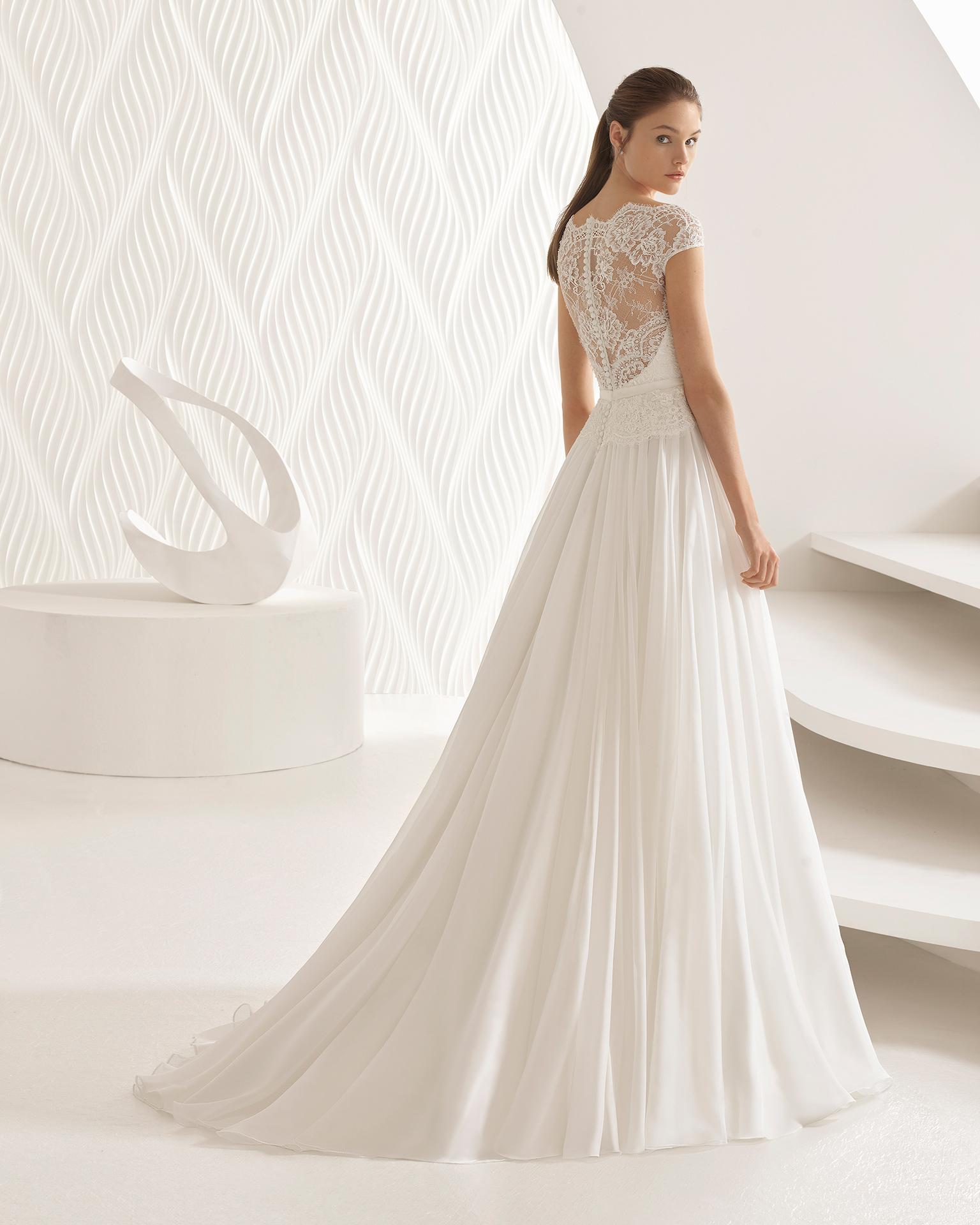 ANASTASIA - 2018 Bridal Collection. Rosa Clará Collection