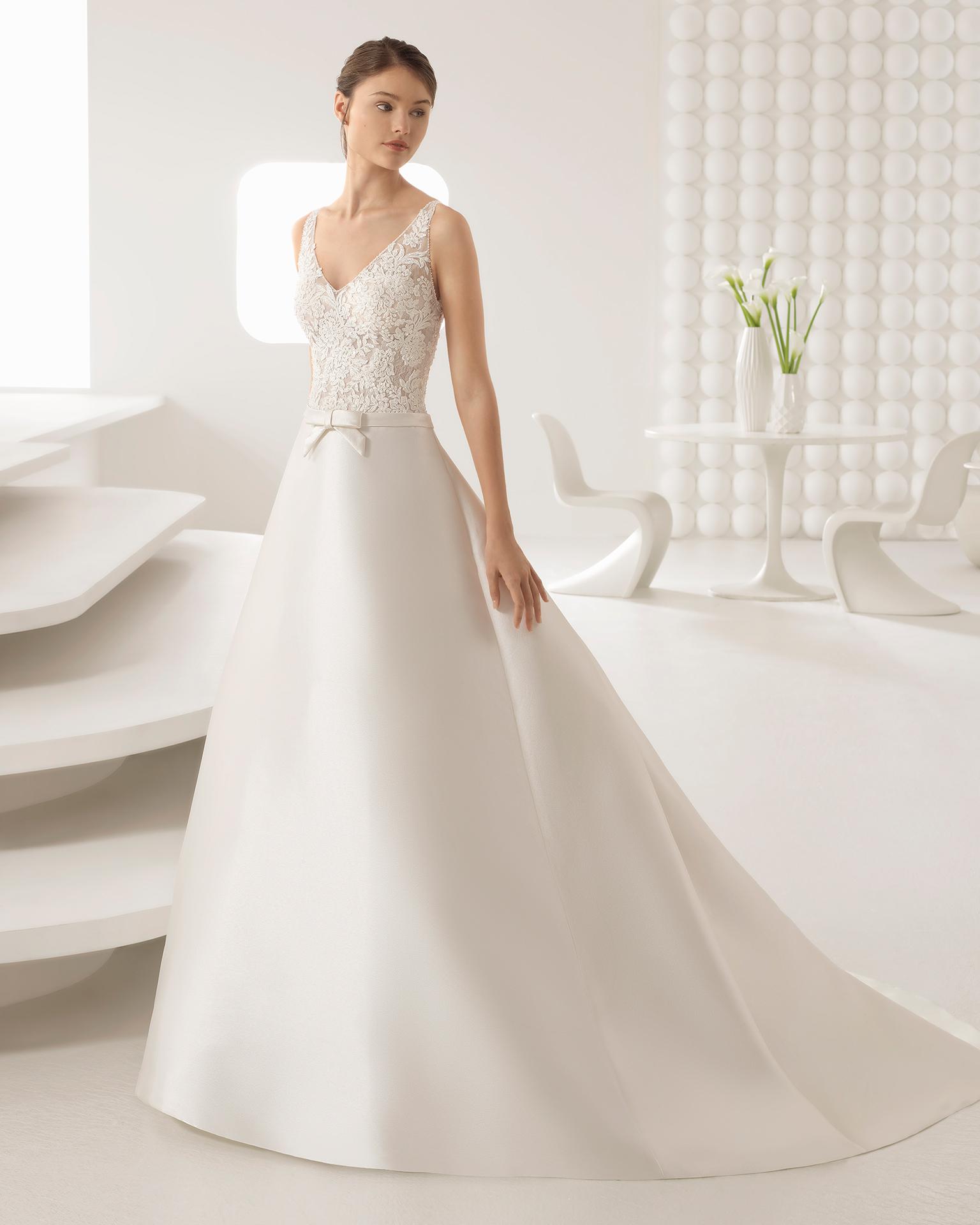 Armonia 2018 Bridal Collection Rosa Clar 225 Collection
