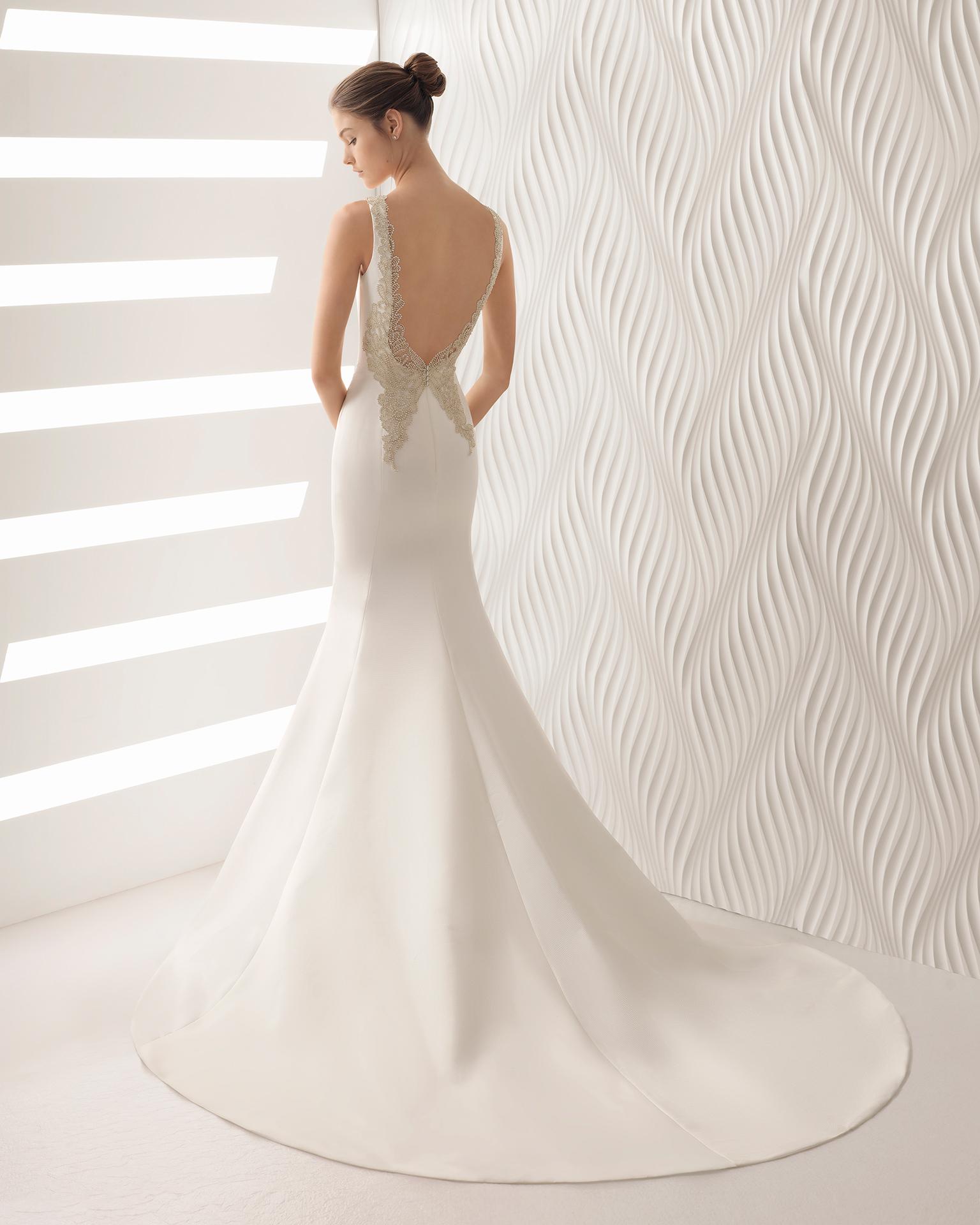 ASIS 2018 Bridal Collection Rosa Clará Collection