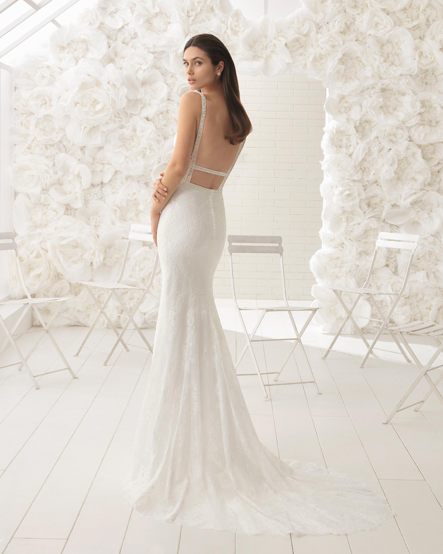Livia 2018 Bridal Collection Rosa Clar 225 Soft Collection